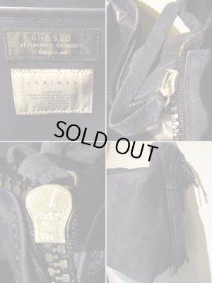 画像4: UNUSED×LORINZA(アンユーズド×ロリンザ) フリンジメッセンジャーバッグ
