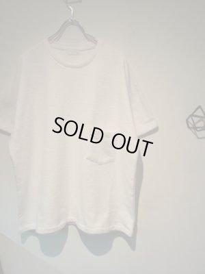 画像2: URU(ウル) ラッチパイルTシャツ ホワイト