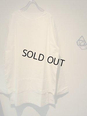 画像2: UNUSED(アンユーズド) レイヤードシャツ ホワイト