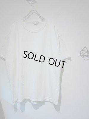 画像2: UNUSED(アンユーズド) ダメージTシャツ ホワイト
