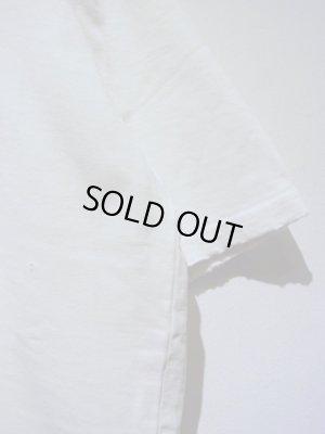 画像4: UNUSED(アンユーズド) ダメージTシャツ ホワイト