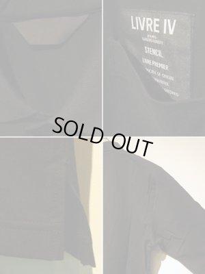 画像4: ESSAY(エッセイ) ハーフスリーブポロシャツ ブラック