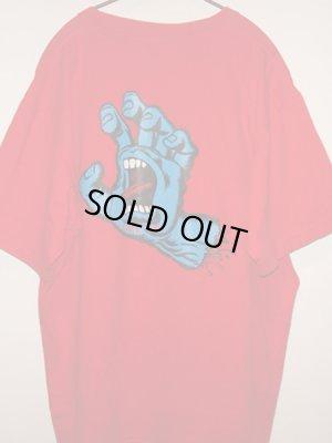 画像1: 90'S SANTA CRUZ(サンタクルーズ) スクリーミングハンド プリントTシャツ