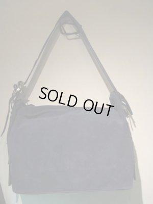 画像5: UNUSED×LORINZA(アンユーズド×ロリンザ) フリンジメッセンジャーバッグ