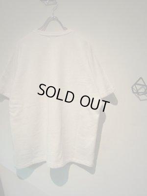 画像5: URU(ウル) ラッチパイルTシャツ ホワイト