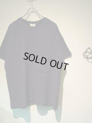 画像2: URU(ウル) ラッチパイルTシャツ ネイビー
