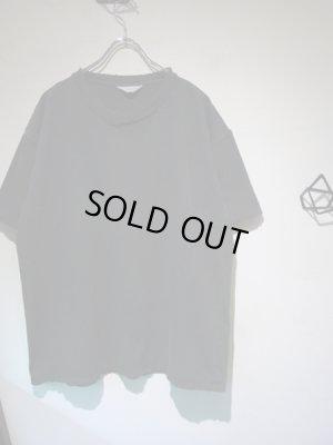 画像2: UNUSED(アンユーズド) ダメージTシャツ ブラック