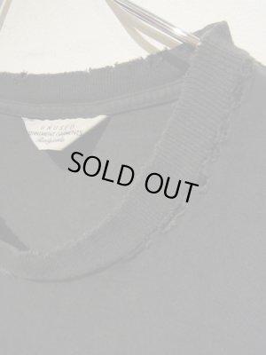 画像3: UNUSED(アンユーズド) ダメージTシャツ ブラック