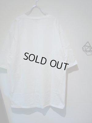 画像5: UNUSED(アンユーズド) ワンサイドスリットTシャツ ホワイト