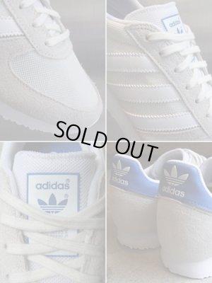 画像4: adidas(アディダス) Runner(ランナー) アイボリー×ブルー