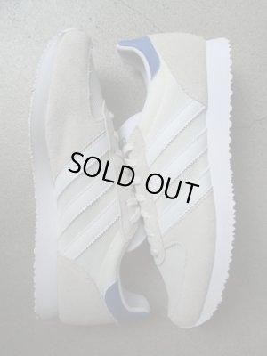画像3: adidas(アディダス) Runner(ランナー) アイボリー×ブルー