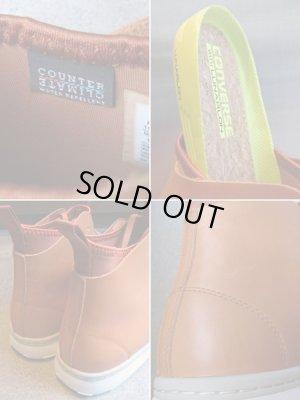 画像4: CONVERSE(コンバース) USA企画 Jack Purcell S Series Boots(ジャックパーセル Sシリーズ ブーツ) ブラウン