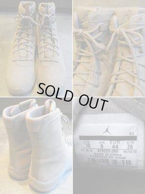 画像4: NIKE(ナイキ) Jordan Future Boots(ジョーダン フューチャーブーツ) ベージュスウェード 日本未発売カラー